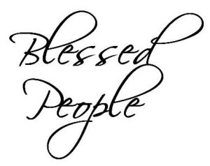Blessed People2