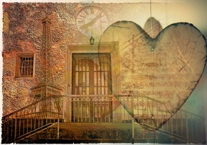 doorheartcollage